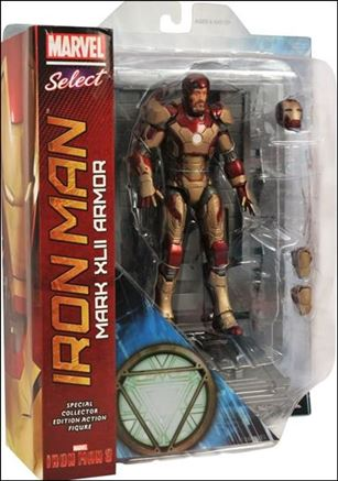 Marvel Select Iron Man Mark XLII Armor