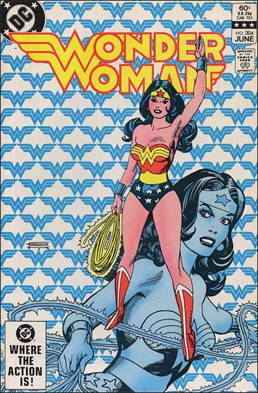 Wonder Woman (1942) 304-A by DC