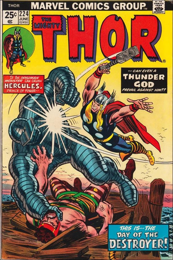 Thor (1966) 224-A by Marvel