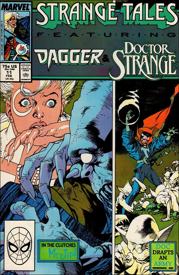 Strange Tales (1987) 11-A by Marvel
