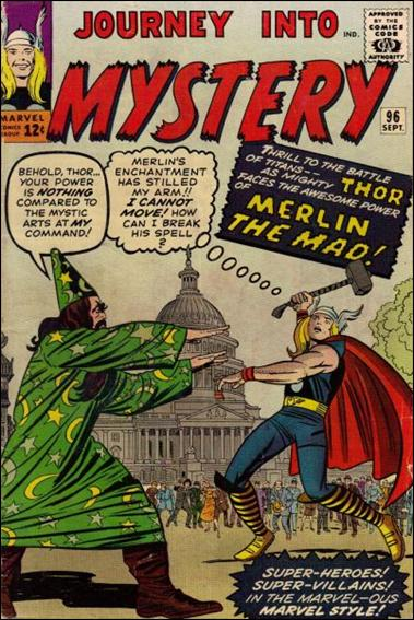 Journey into Mystery (1952) 96-A by Marvel