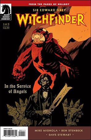 Witchfinder: In the Service of Angels 1-A