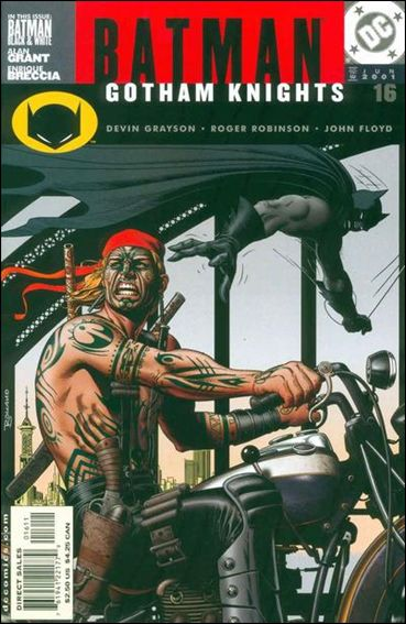 Batman: Gotham Knights 16-A by DC