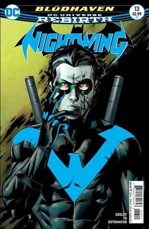 Nightwing (2016) 13-A