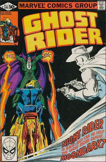 Ghost Rider (1973) 56-A by Marvel