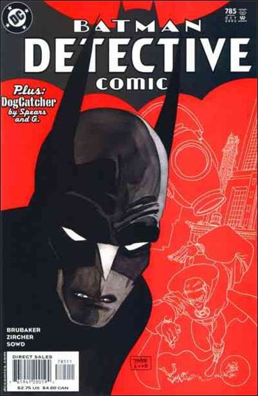 Detective Comics (1937) 785-A by DC