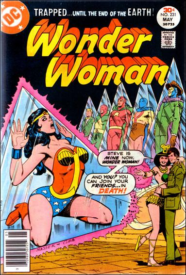 Wonder Woman (1942) 231-A by DC