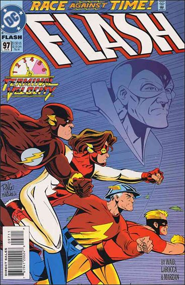Flash (1987) 97-A by DC