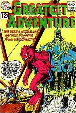 My Greatest Adventure (1955) 65-A by DC
