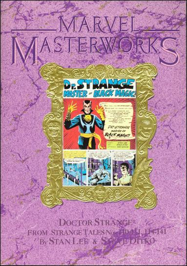 Marvel Masterworks: Doctor Strange 1-B by Marvel