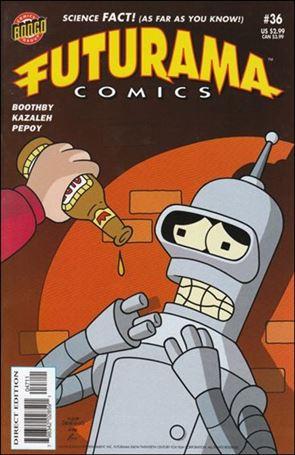Futurama Comics 36-A