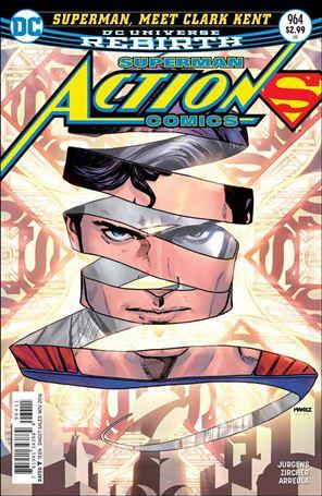 Action Comics (1938) 964-A