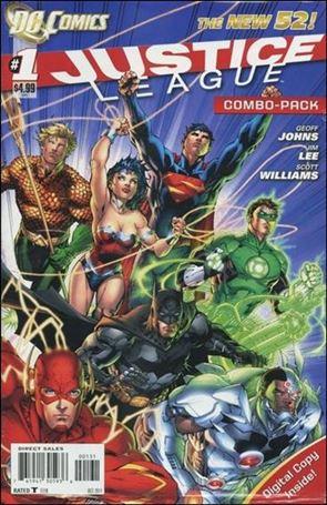 Justice League (2011) 1-B