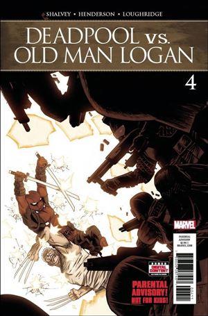 Deadpool Vs. Old Man Logan 4-A