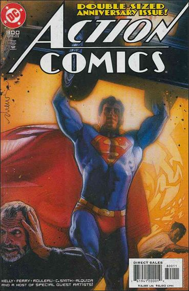 Action Comics (1938) 800-A by DC