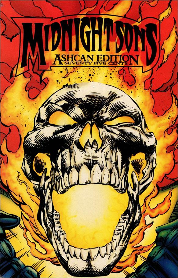 Midnight Sons: Ashcan Edition 1-A by Marvel