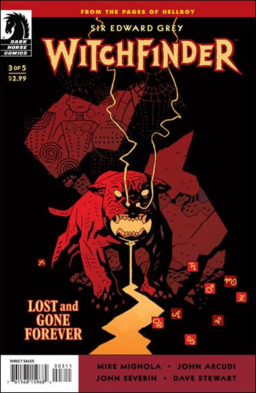 Witchfinder: Lost and Gone Forever 3-A by Dark Horse