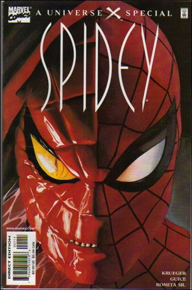 Universe X: Spidey 1-A by Marvel