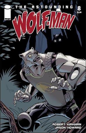 Astounding Wolf-Man 8-A