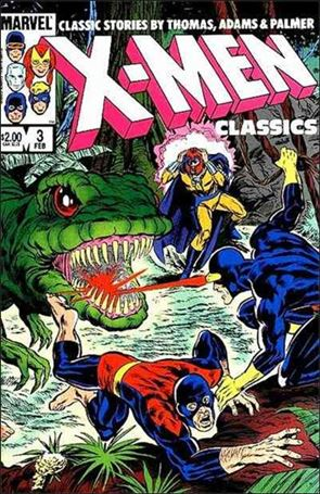 X-Men Classics 3-A