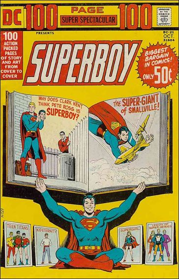 DC 100-Page Super Spectacular 21-A by DC