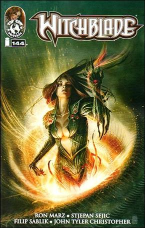 Witchblade 144-B
