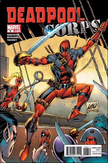 Deadpool Corps 6-A by Marvel