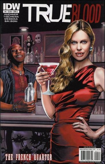 True Blood: French Quarter 4-A by IDW