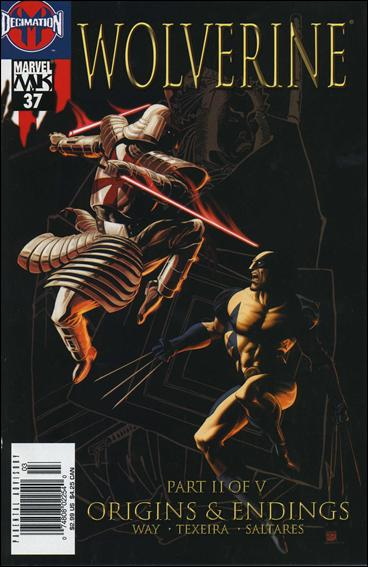 Wolverine (2003)  37-B by Marvel