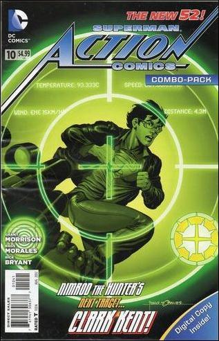 Action Comics (2011) 10-C by DC