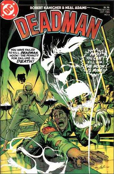 Deadman (1985) 6-A by DC