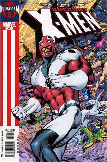 Uncanny X-Men (1981) 462-A by Marvel