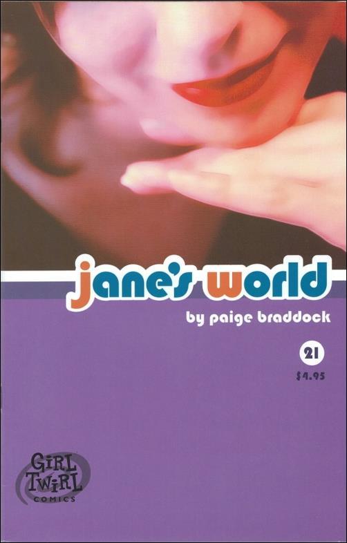 Jane's World 21-A by Girl Twirl