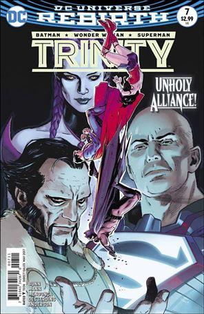 Trinity (2016) 7-A