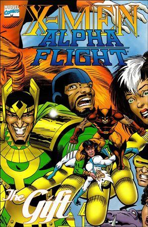X-Men/Alpha Flight: The Gift 1-A