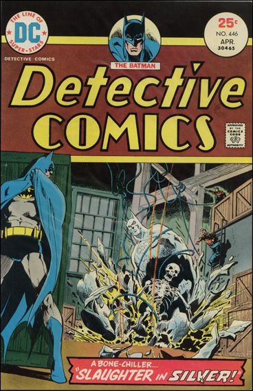 Detective Comics (1937) 446-A by DC