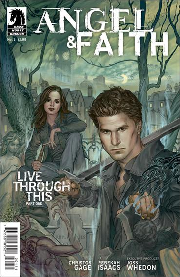 Angel & Faith 1-A by Dark Horse