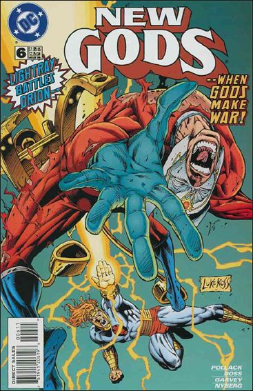 New Gods (1995) 6-A by DC