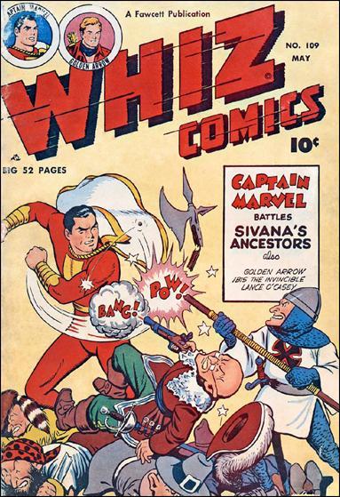 Whiz Comics 109-A by Fawcett