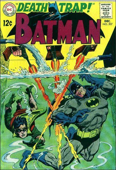 Batman (1940) 207-A by DC