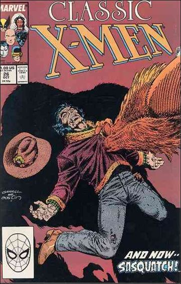 Classic X-Men 26-A by Marvel