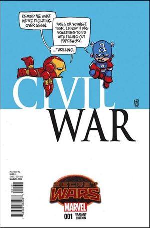 Civil War (2015) 1-G