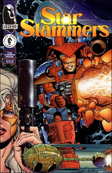 Star Slammers Special 1-A by Dark Horse