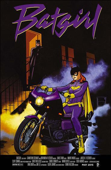 Batgirl (2011) 40-B