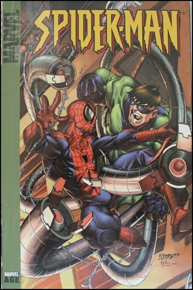 Marvel Age Spider-Man 1-A by Marvel