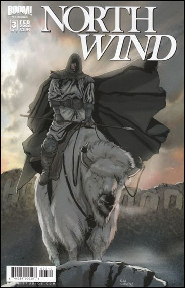 North Wind 3-A by Boom! Studios