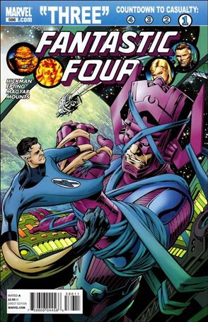 Fantastic Four (1961) 586-A