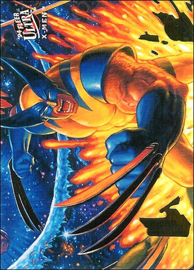 1994 Fleer Ultra X-Men (Team Portrait Subset) 5-A by Fleer