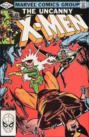 Uncanny X-Men (1981) 158-A