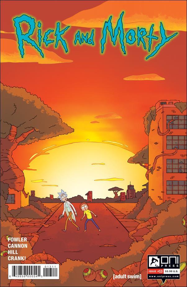 Rick & Morty 13-A